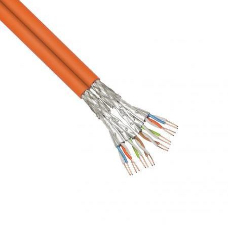 Netwerkkabel cat7 -mantel- Iszh-halogeenvrij